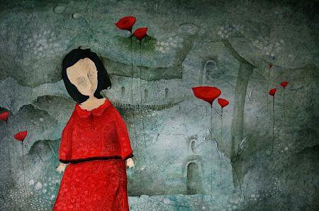 "serafine de sanlis"" by Iliko Popkhadze, Painting | Artblr."