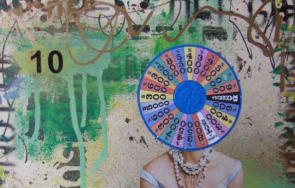 Wheel of Fortune-Lorette C Luzajic