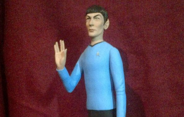Mr. Spock-Humphrey Accary