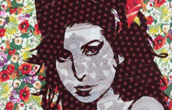 Amy Winehouse in fabric-Emerson Coe