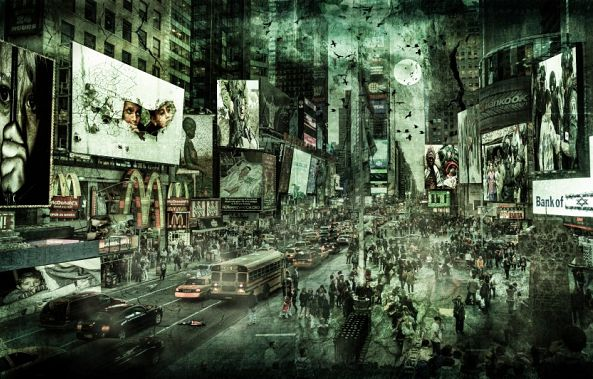 Time Square-Frank Ghibaudo
