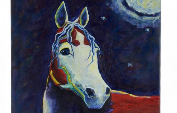 comanche moon shadows/sold-Rebecca  Manns