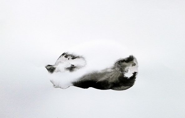Sleeping cat-marija colic