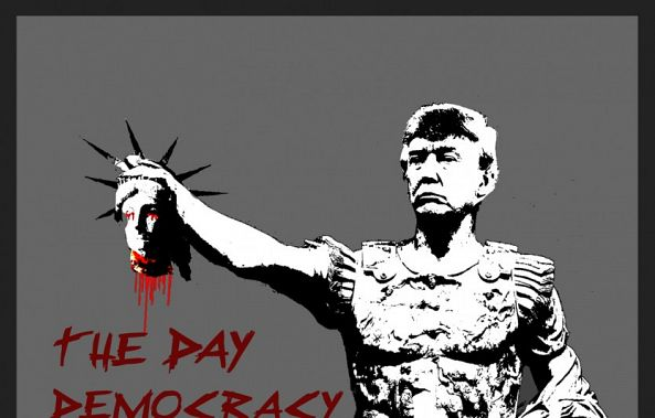 The day democraty died-Raven 8