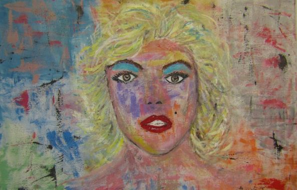I want to be Marilyn-Graciela Jansasoy