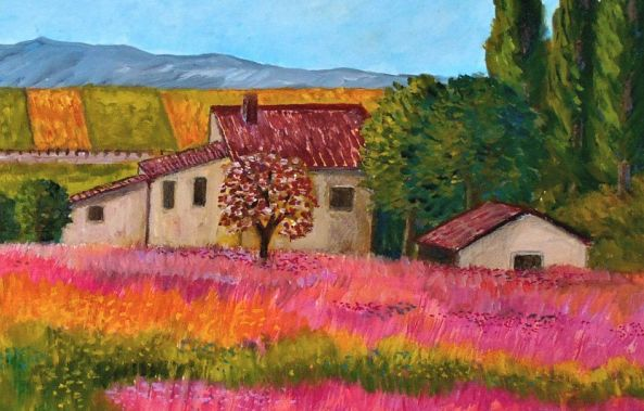 Spring in France-Konstantinos Charalampopoulos