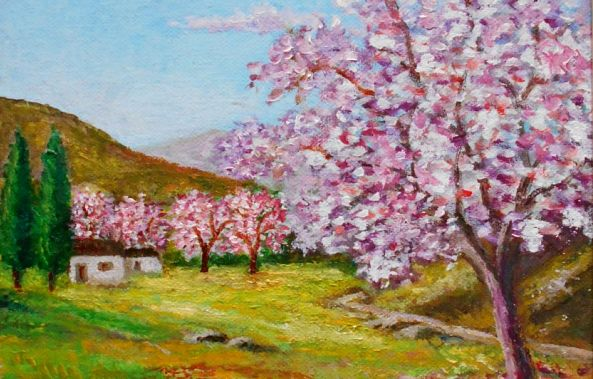 COLORS OF SPRING-Konstantinos Charalampopoulos