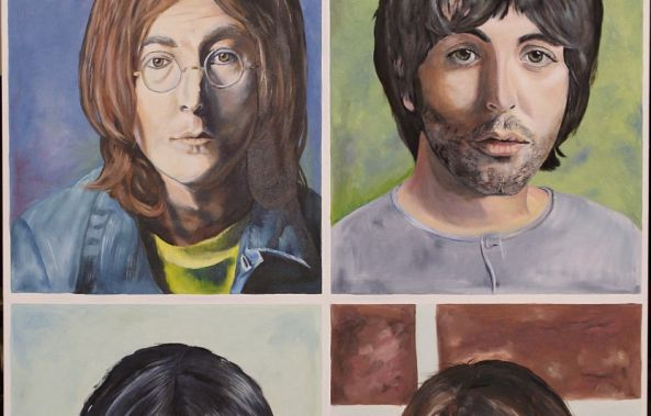 Beatles White Album 50th Anniversary-Rachelle Beaudry