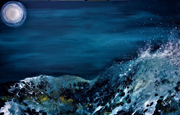 wild seas at night-alexandra simanndani