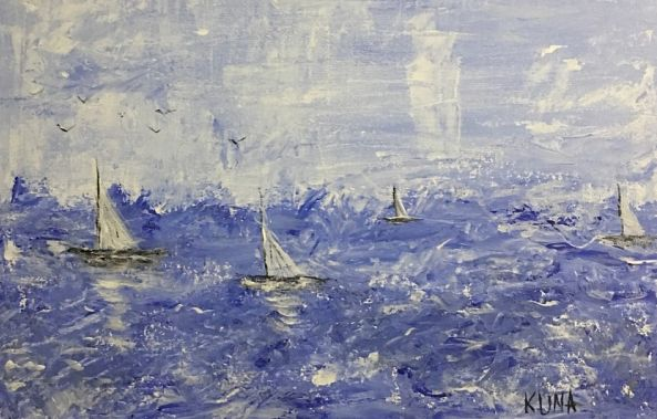 Boats-Neli Chichinadze