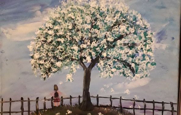 The apple tree love-Cerasela Ciobanu