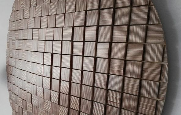 Wall decoration art design-Wood Blocker