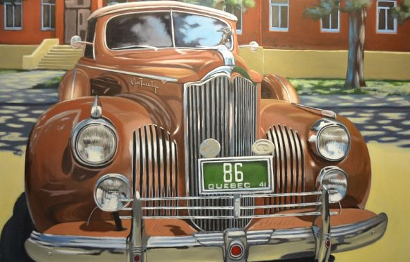 Packard 1941-Jocelyn Fafard