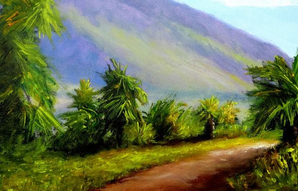 West Maui Mountains-fred wilson 3
