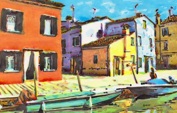 Italy boats-Dow Thompson