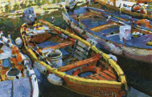3 boats-Dow Thompson