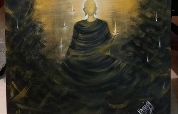 The enlightened one!-Kashish Sharma