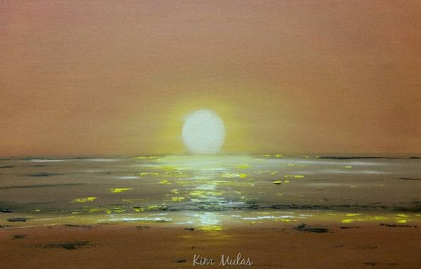 Sunset orange-Kim Mitaly Mulas