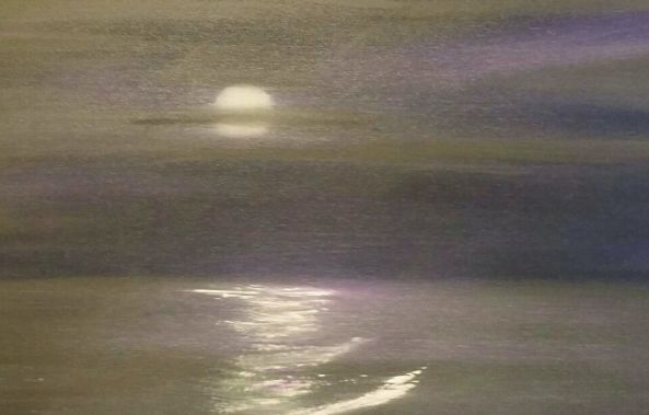 Purple moon-Kim Mitaly Mulas
