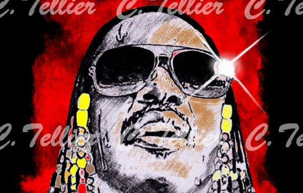 Stevie Wonder-Tellier Christophe