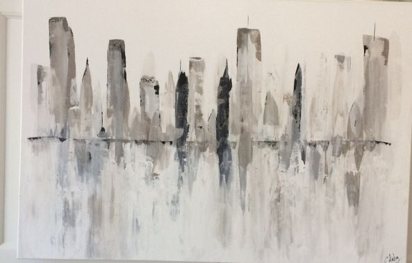 In the city-Chantal Paquette