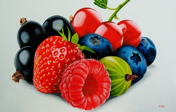 Berry Selection II-Dietrich Moravec