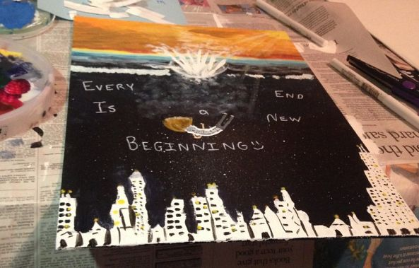 Every End is a New Beginning-Brian Majcher