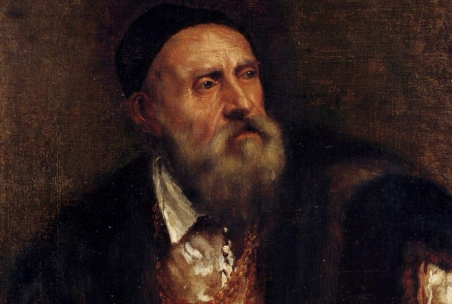 Titian: biography, professional life, famous paintings