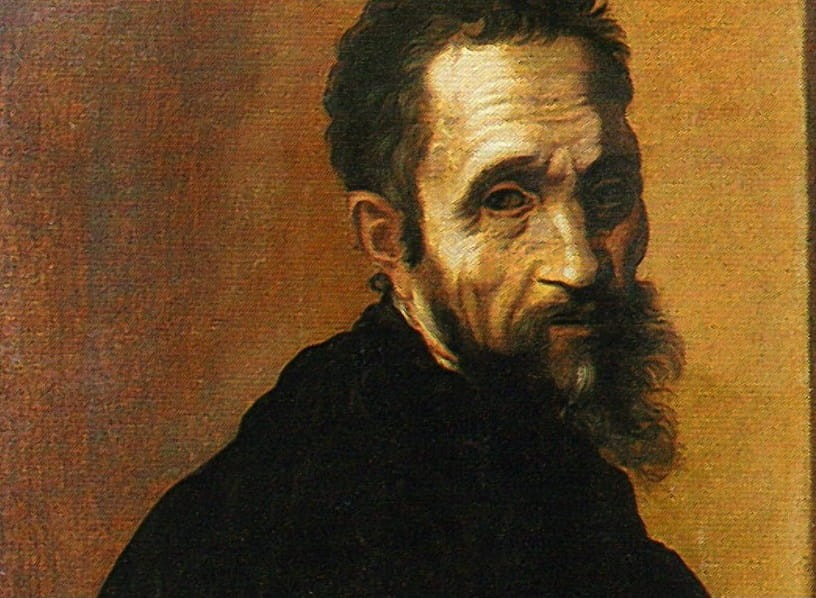 Michelangelo: biography, facts; famous paintings