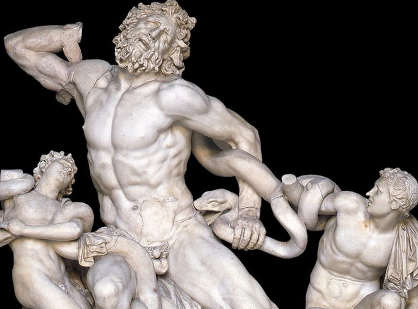 Laocoön and His Sons.